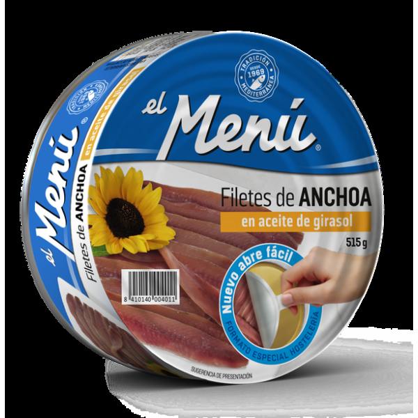 Anchoa en Girasol